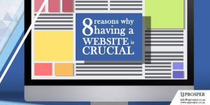 uprosper 8 reasons why having a website is crucial