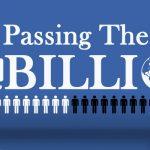 Uprosper Passing the 4 Billion mark blog image